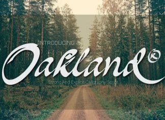 Oakland Font