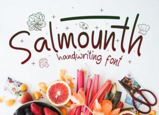 Salmounth Font