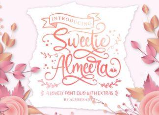 Sweetie Almeera Font