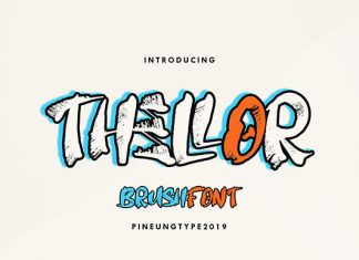 Thellor Font