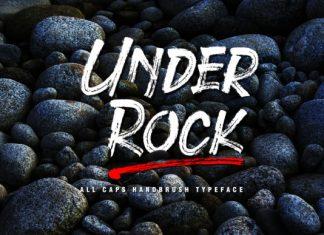 Under Rock Font