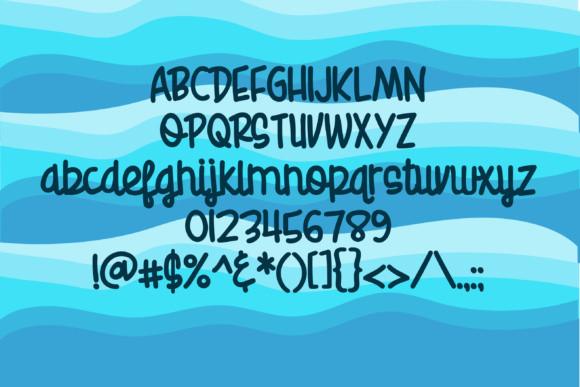 ZP Seaside Font