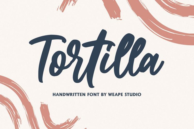 Tortilla Font