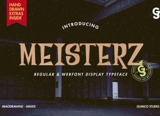 Meisterz Font