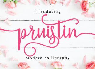 Pruistin Script