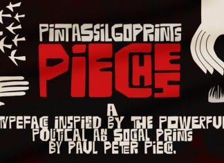 Pieches Font