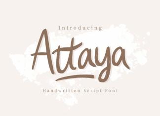 Attaya Font