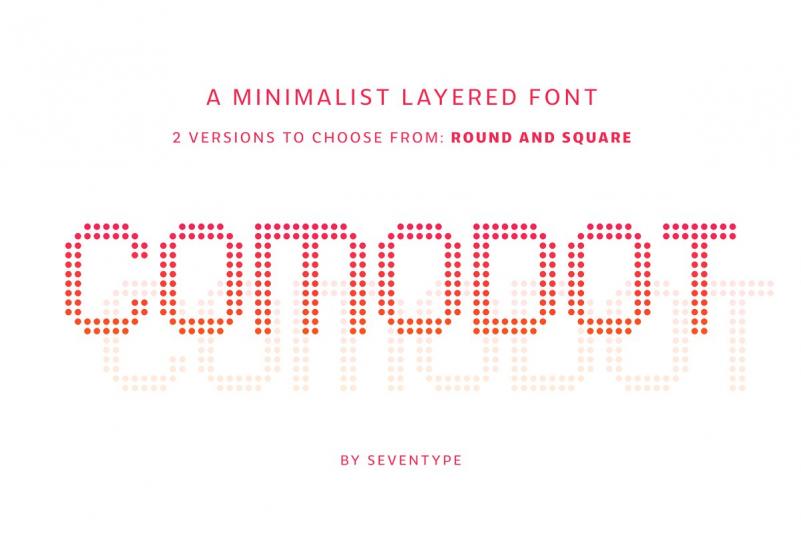 Comodot Font