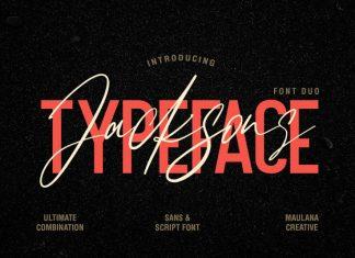 Jacksons Font