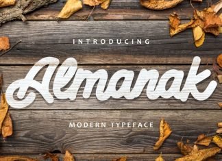 Almanak Font