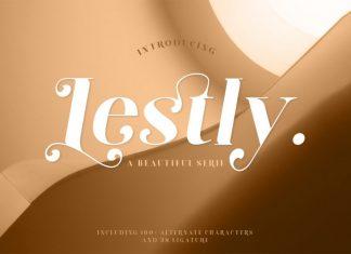 Lestly Fonts