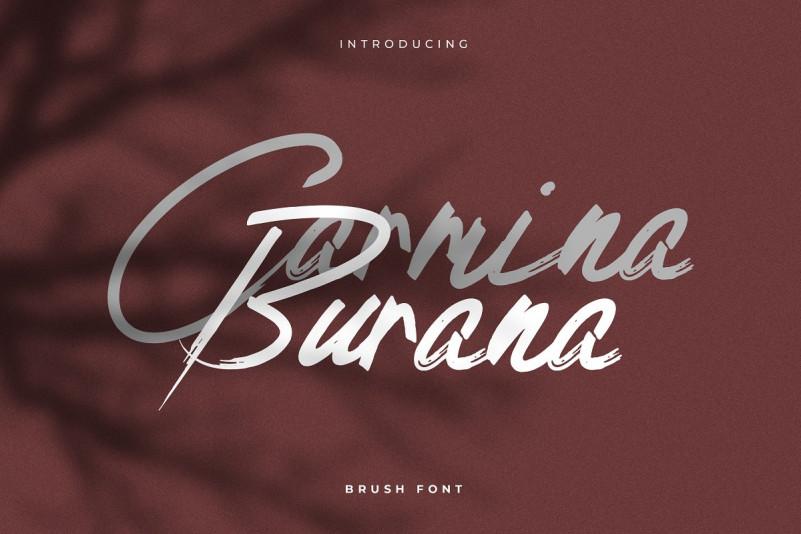 Carmina Burana Font