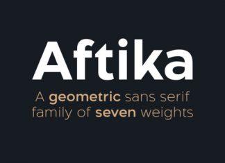 Aftika Font