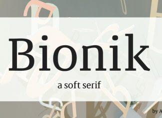 Bionik Font
