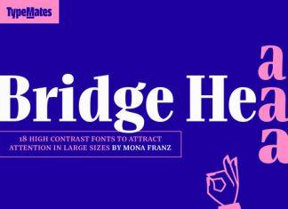 Bridge Head Font