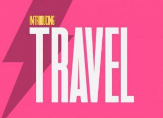 Travel Font