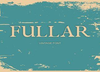 Fullar Font