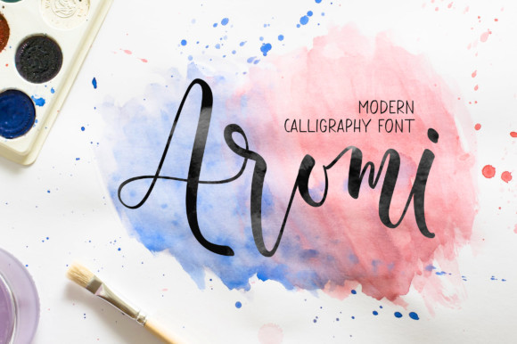 Aromi Font - iFonts xyz
