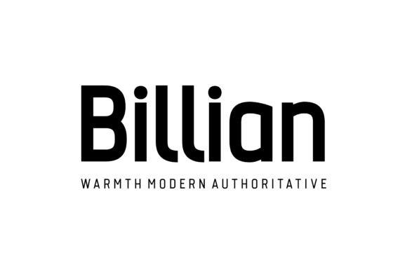Billian Font