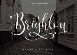 Brighlon Font