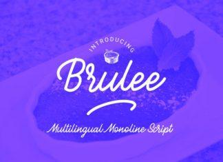Brulle Font
