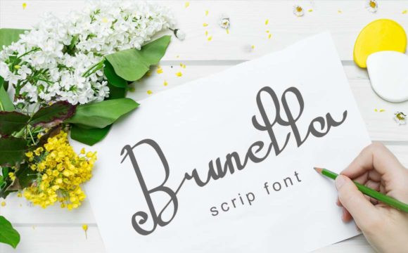Brunella Font