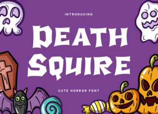 Death Squire Font