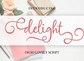 Delight Font