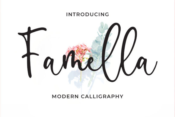 Famella Font