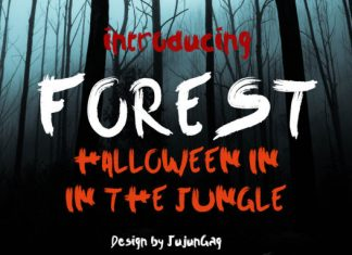 Forest Font