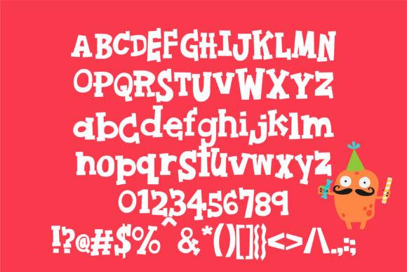 Funky Spunky Font