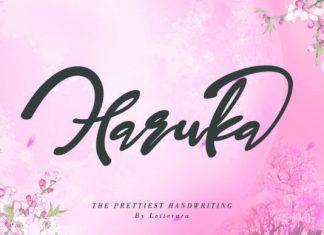 Haruka Font