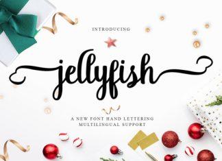 Jellyfish Font