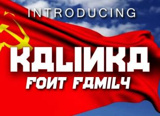 Kalinka Font