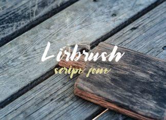 Librush Font