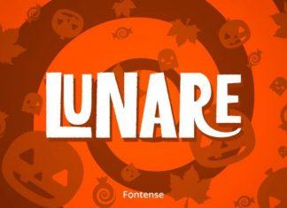 Lunare Font