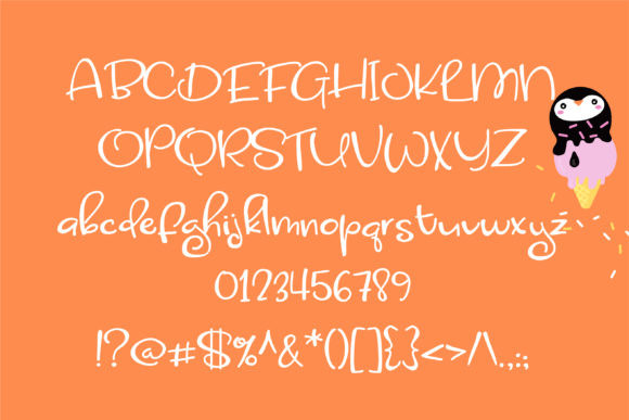 Oh Snappy! Font