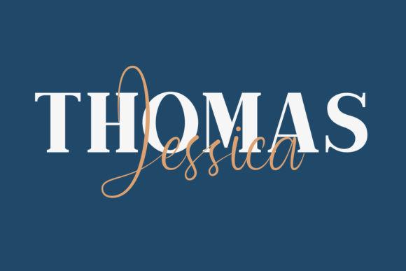Rosis & Ballroom Font