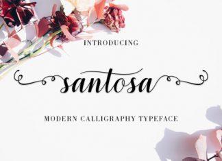 Santosa Font