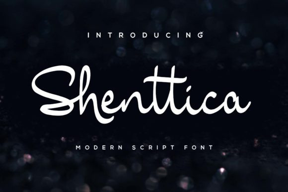 Shenttica Font