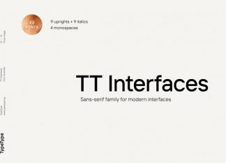 TT Interfaces Font