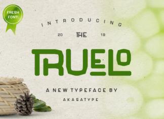 Truelo Font