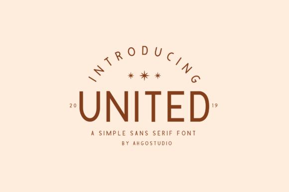 United Font