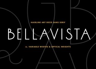 Bellavista Font