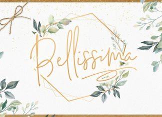 Bellissima Signature Font