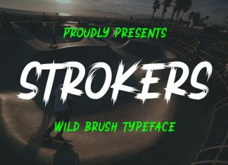 Strokers Font