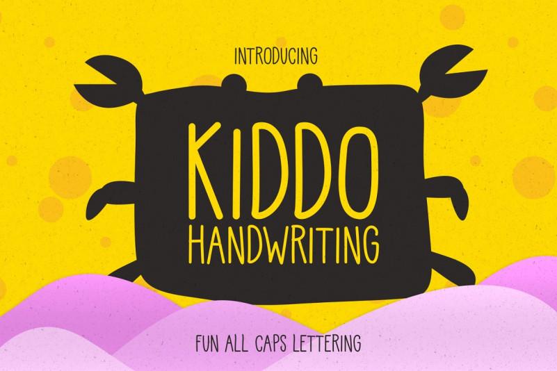 Kiddo Font