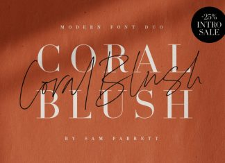Coral Font