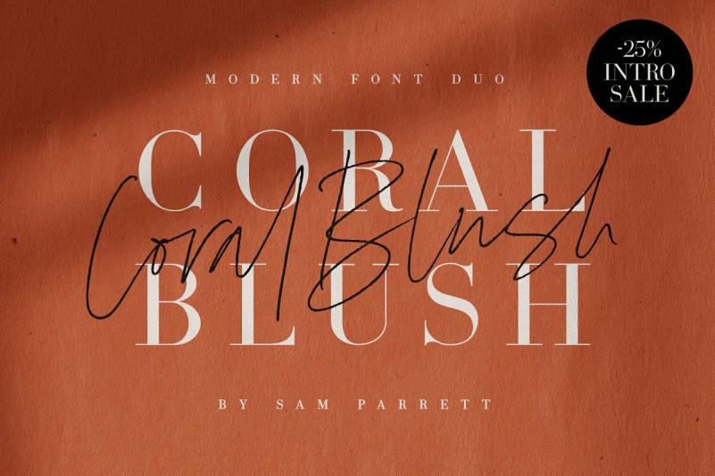Coral Font