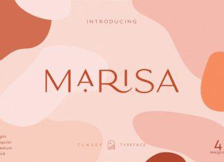 Classy Marisa Font